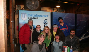 2015 Ski Trip to Cataloochee