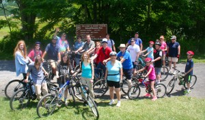 2015 Virginia Creeper Bike Ride