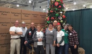 Operation Christmas Child- Shoebox Packing Party and Workday at Charlotte Collection Center 12/2018
